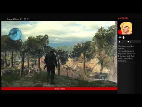 sotomayorg's Live PS4 Broadcast