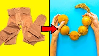 28 LIFE HACKS EVERY WOMAN MUST KNOW