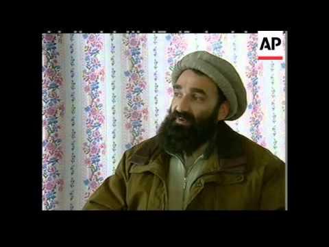 Tajik commander says bin Laden and Omar are in Pakistan