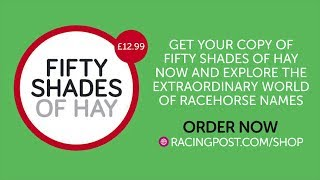 Buy Fifty Shades Of Hay from Racing Post Books