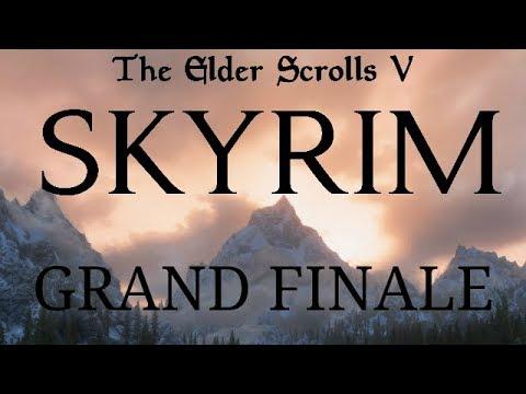 Skyrim - Grand Finale - Dulce et Decorum Est