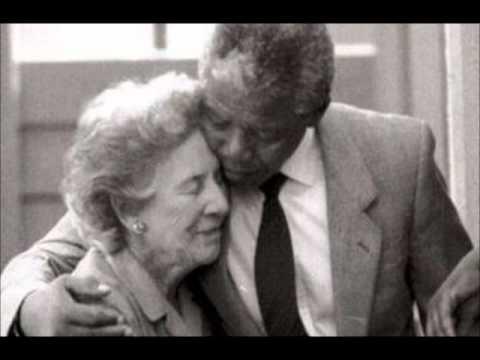 Insolent portrait croisé de Steve Biko et Nelson Mandela