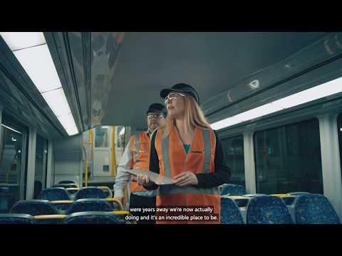Downer Australia: Transforming Train Maintenance With AI