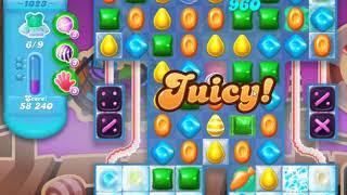 Candy Crush Soda Saga Level 1023