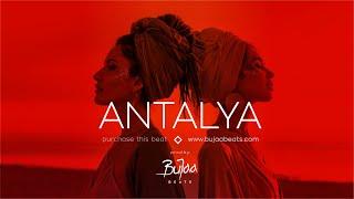 BuJaa BEATS - ANTALYA ( Oriental type beat | Balkan deep house 2021 instrumental )