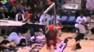 Basketball dunk mix ( wade, lbj, blake griffin, corey brewer)