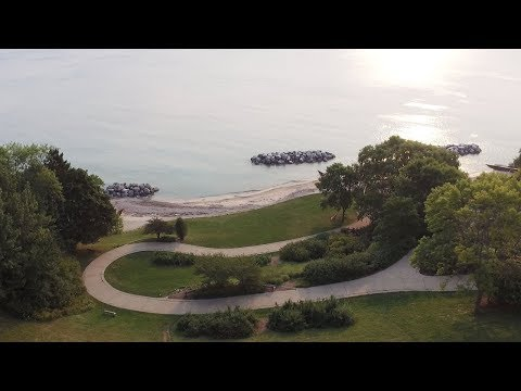 Whitefish Bay By Drone - Milwaukee Executive Realty, LLC
