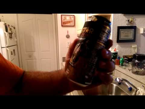 Rockstar Mad Max Energy Drink Live Review