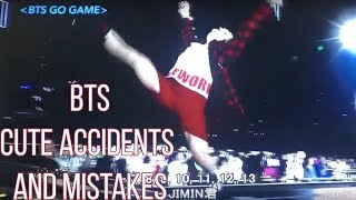 BTS Cute Mistakes & Accidents