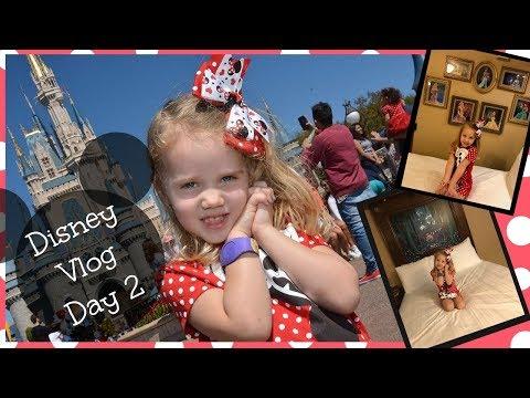 DISNEY VLOG! | Checking into the Port Orleans Riverside Resort plus Magic Kingdom with kids!