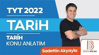 19)Sadettin AKYAYLA - Türk İslam Tarihi - I Giriş (TYT-Tarih) 2021