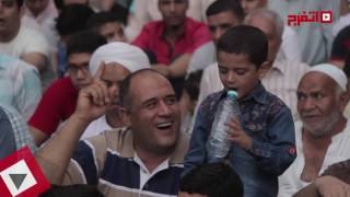 اتفرج | صلاة عيد الفطر من مسجد السلطان حسن