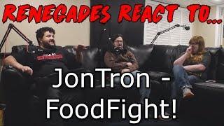 Renegades React to... JonTron - Foodfight!