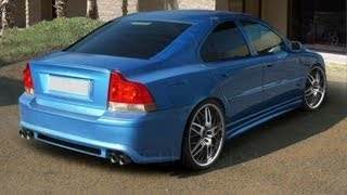 Volvo S60 & V70 - Tuning - Body kit