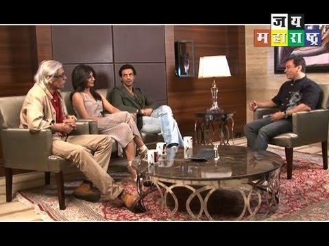 Arjun Rampal, Chitrangada Singh and Sudhir Mishra on Inkaar in Cinema Talkies. Mp3