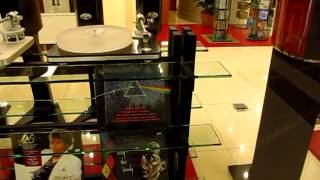 2nd Floor Emporium Shopping Mall Lamborghini & Esoteric Audiofile HiFi Stereo