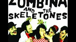 Watch Zombina  The Skeletones At The Megaplex video