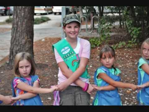 Girl Scouts got Thunderation!!