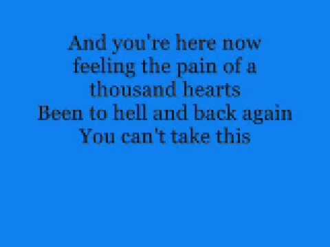 Anthem for the Underdog12 Stones with lyrics