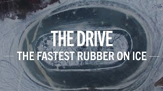 homepage tile video photo for The Drive: Fastest Rubber On Ice | PowerStop