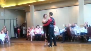 Denny and Vanessa's Tango
