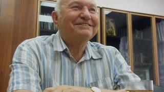 Юрий  Лужков: Медведев мстил мне за отказ его поддержать.  Часть 1-я