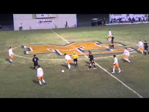 Mustangs vs Marshall County - Region 1 Championship (first half)
