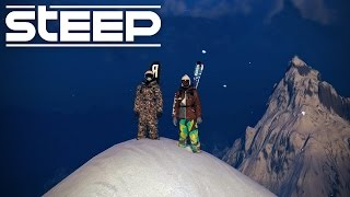 Steep - Snowboarding, Skiing and Crashing