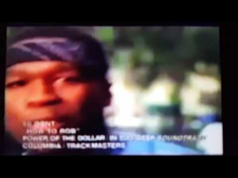 50 Cent - How to rob video very rare