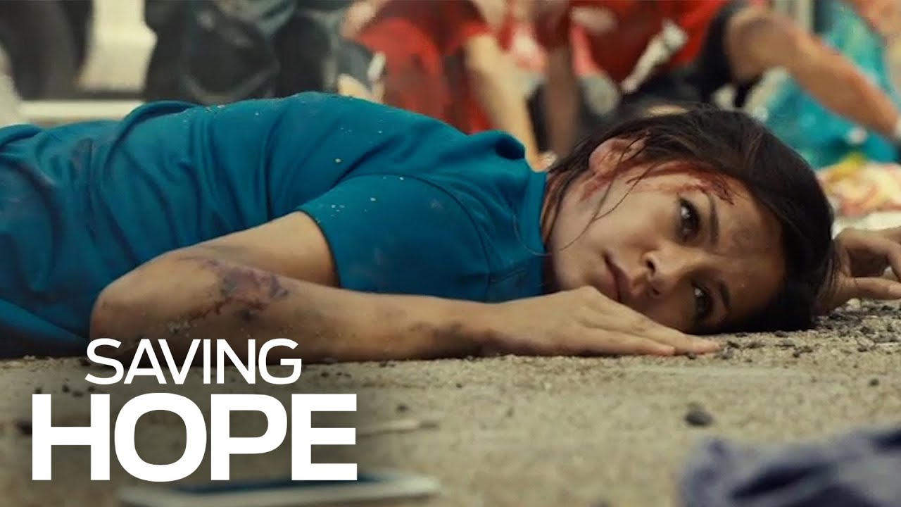 Download An Explosion at the Charity Run | Saving Hope