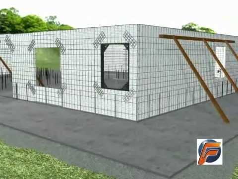 Casas prefabricadas girardot 3143984235 3142282720 for Fotos de casas prefabricadas