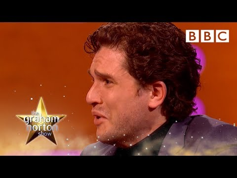Kit Harington's emotional goodbye to Jon Snow 😭- BBC