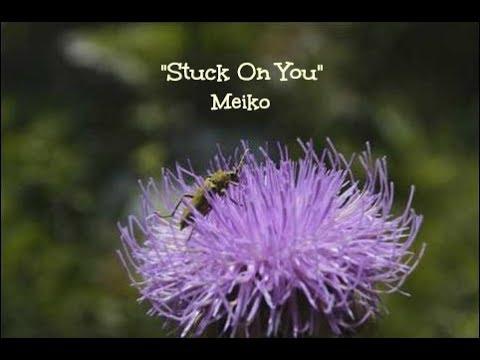 Stuck On You (Lyrics) - Meiko