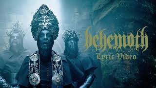 Behemoth - Sabbath Mater (LYRICS / LYRIC VIDEO)