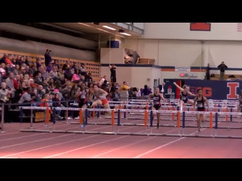 Illini Track | Orange & Blue Highlights