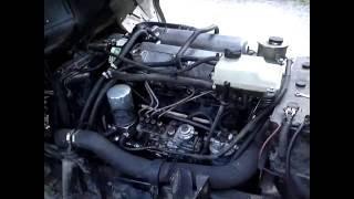 ФАВ 1041 турбодизель FAW 1041 渦輪增壓 «Прокачанные тачки»