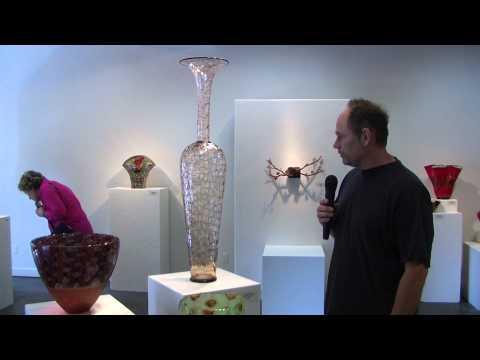 Hot! Contemporary Fine Art Glass Exhibition