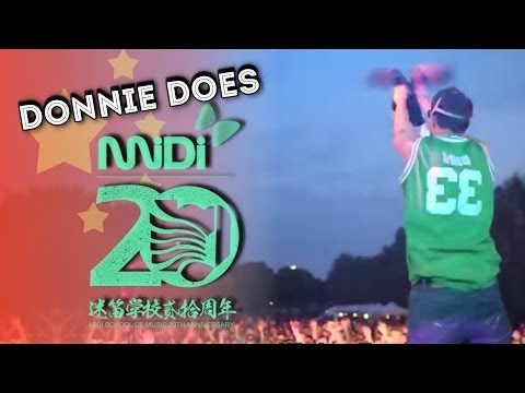 DONNIE DOES | Midi Music Fest Shanghai 2013
