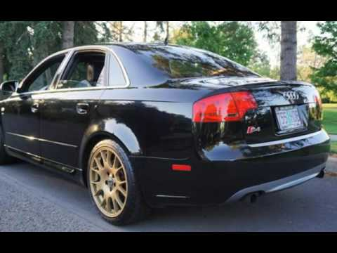 2006 Audi S4 quattro, 6 Sd Manual, BBS Wheels. for sale in ...