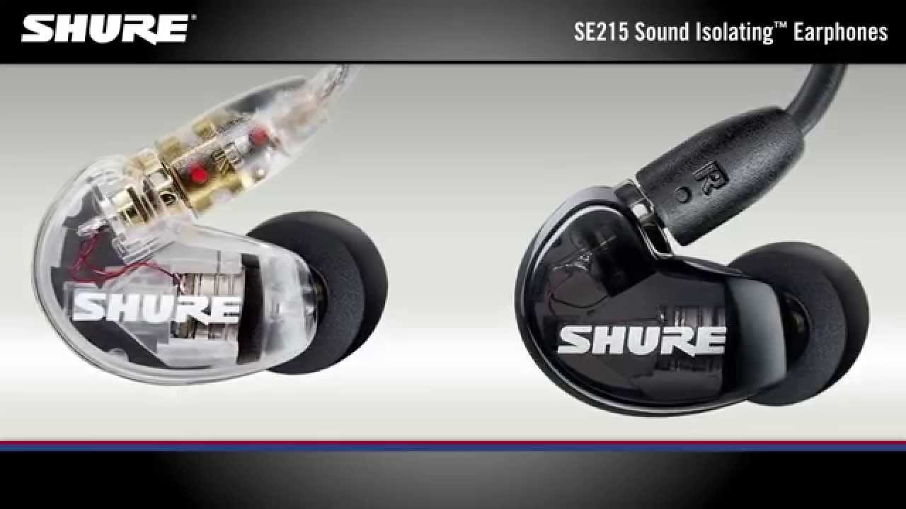 Shure SE215 Headphones Overview 44