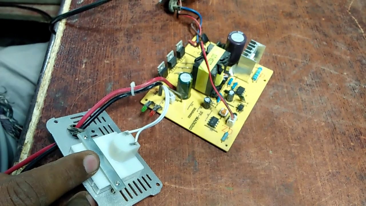 Replace 1 Component To Fix Switch Mode Battery Charger 12v 10amp 10 Wiring Diagram Repairurdu
