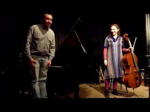 Nicola Guazzaloca & Hannah Marshall duo