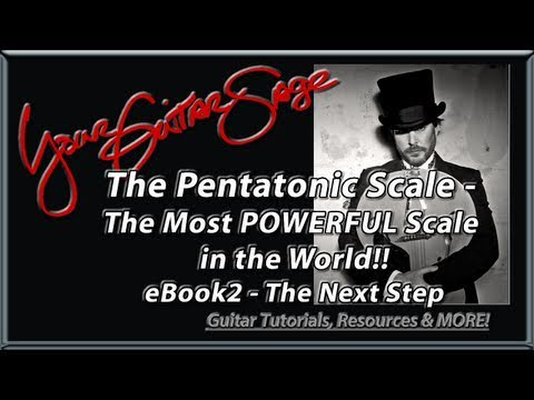 Pentatonic Scale - The Most POWERFUL Scale in the World - Guitar Lesson
