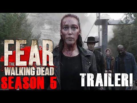 Fear the Walking Dead Season 5 Trailer Review!