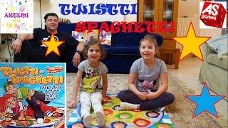 🍜 twistti spaghetti 🍜 παιχνίδι για παιδιά as games greek ελληνικά