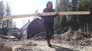 Fixing Our Interim OFF GRID WATER SYSTEM (Gravity Fed)
