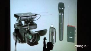 mmag.ru: Shure FP Series video seminar