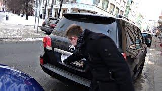 СтопХам-На машину есть на парковку нет!