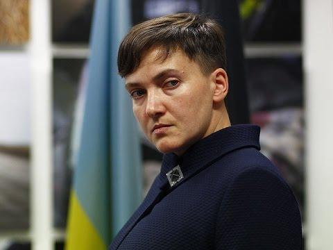 Кто стоит за Савченко?