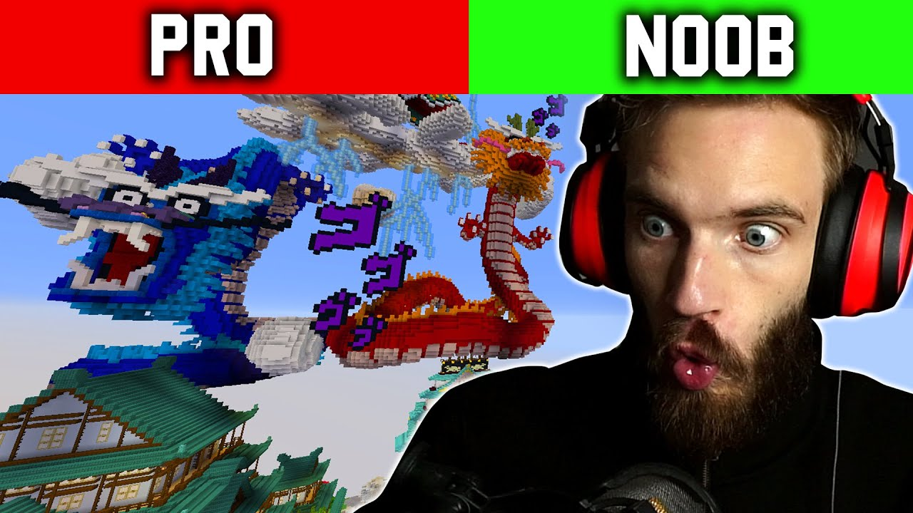 Godlike Minecraft Creations!